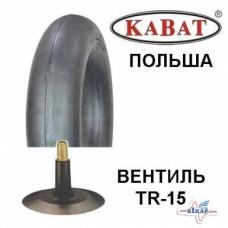 Камера 15.0/55-17 (380/55-17) TR15 (Kabat)
