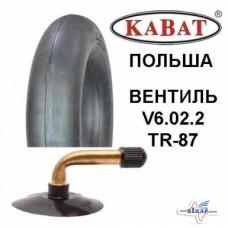Камера 4.00-8 (3.50-8) V6.02.2 TR87 (Kabat)