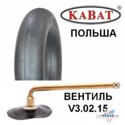 Камера 12.00-24 вентиль V3.02.15 (Kabat)
