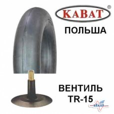 Камера 18-19.5 (445/65-19.5) TR15 (Kabat)