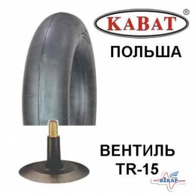 Камера 10.0/75-15.3 (260/75-15.3) TR15 (Kabat)