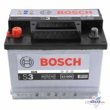 Аккумулятор 6СТ-56 необслуж. (пр-во BOSCH)