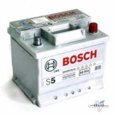 Аккумулятор 6СТ-52 необслуж. (пр-во BOSCH)