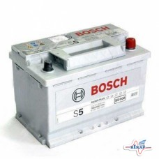 Аккумулятор 6СТ-77 необслуж. (пр-во BOSCH)