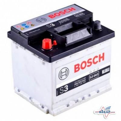 Аккумулятор 6СТ-45 необслуж. (пр-во BOSCH)