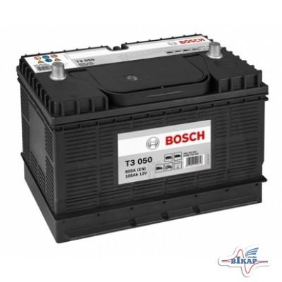 Аккумулятор 6СТ-105 (пр-во BOSCH) (B510259/TY25879/MLR3260753) (Case,NH,JD)