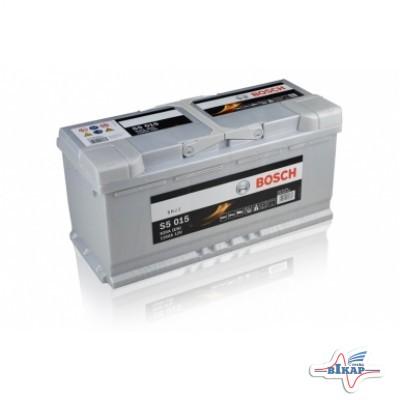 Аккумулятор 6СТ-110 необслуж.  (пр-во BOSCH)