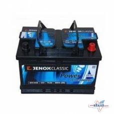 Аккумулятор 6ст-74  (+ справа) (пр-во Jenox)
