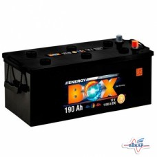 Аккумулятор 6СТ-190А Energy Box (пр-во Мегатекс)