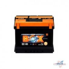Аккумулятор 6СТ-60 Energy Box (пр-во Мегатекс)