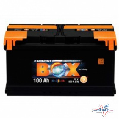 Аккумулятор 6СТ-100 Energy Box (пр-во Мегатекс)