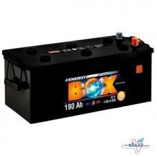 Аккумулятор 6СТ-190А(с буртом) Energy Box (пр-во Мегатекс)