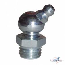Пресс-масленка 1/4-28 (6,35 мм) угол 45 (G10643/JD7788/JD7846/S.841), Kinze, JD