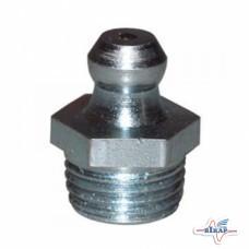 Пресс-масленка 1/4-28 (6,35 мм)(JD7813/JD7844/G10640/G10938/S.821/800-001C), JD,Kinze,GP