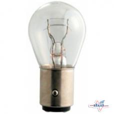 Лампа (стопы, повороты) 2-х контактная (BAY15d) (пр-во BOSCH)