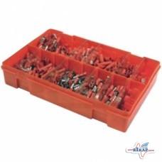 Набор наконечников провода красных  (