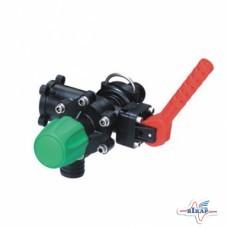 Гл. редук. клапан ручной с регулятором давления распределителя 180л 20Бар (Arag, Италия)