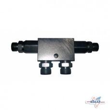 Гидрозамок (клапан обратный) (ОПШ-2000)