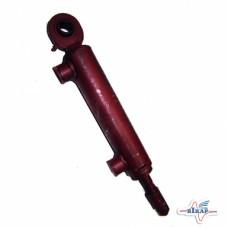 Гидроцилиндр коррекци штанги опрыскивателя (ухо 20мм-резьба М20х1,5) ОПШ-2000