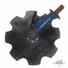 Стойка в сборе (задняя) (чистик против часовой) АГД-1,3