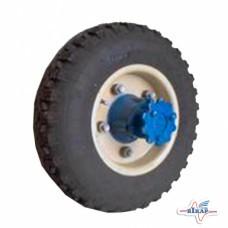 Колесо опорно-приводное КРНВ с шиной