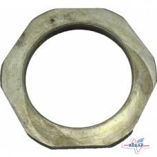 Гайка ступицы колеса опорного правого (резьба левая М70х1,5) БПД-4,2