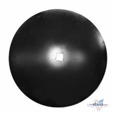 Диск бороны (сфера) 851001098 Gregoire Besson (Днар=660 мм) (Борированный) (Велес-Агро)