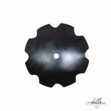 Диск бороны (ромашка) БДТ-7 (D=650мм/d=46мм) (Стилброк)