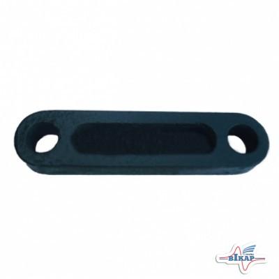 Планка скобы стойки корпуса плуга (дутой) ПНЛ-8-40