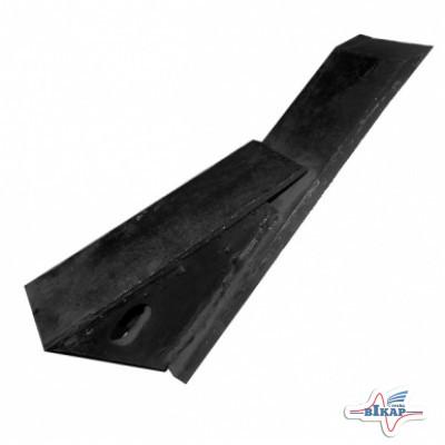 Долото чизеля АЧП-2,5, АЧП-4,5 (Каменец-Подольсксельмаш)