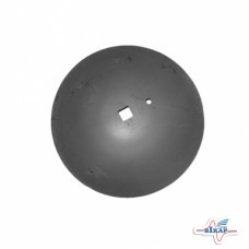 Диск бороны (сфера) БДВ-4,2 (D=625мм, кв.40,5мм)