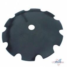 Диск бороны (ромашка) БДВ-7 (D=510мм, круг46мм)