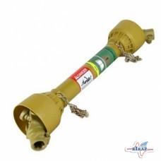 Вал карданный (6 х 8) (L=1000-1600мм) 400Н*м МР-2,7, Bomet