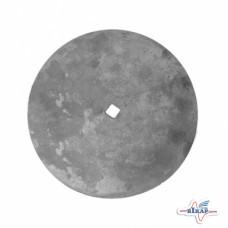 Диск бороны (сфера) БДН-2,6 (D=450мм, кв.37мм)