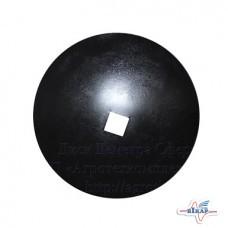 Диск бороны (сфера) ДМТ (D=660мм, кв.70мм) (Бор) (Велес-Агро)
