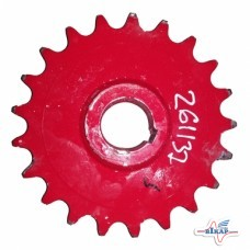 Звездочка приводная битера разбрасывателя (Z=21, t=31.75) N262/1 Геркулес 14