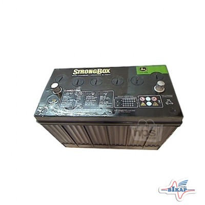 Аккумулятор 12В, 105Ah (залитый) (TY25879/MLR3260753), JD