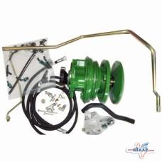 Вариатор вентилятора трактора (к-т переоборудов.) (RE295500/RE313810/RE320699/RE322876), JD8130-8430