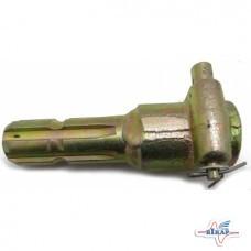 Переходник вала карданного с 21 на 6 шлицов (внутр.21 внешн.6)
